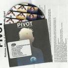 Pivot - O Soundtrack My Heart -FULL PROMO- (CD 2008) Slipcase / 24HR POST