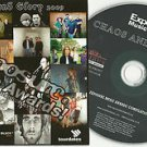 EXPOSURE MUSIC AWARDS - CHAOS AND GLORY 2009 CD Stiff Kittens - SAL - Void -Rebs