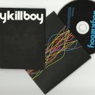 Boy Kill Boy - Civilian -FULL PROMO- (CD 2006) SLIPCASE / 24HR POST
