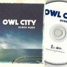 Owl City - Ocean Eyes -PROMO SAMPLER- (CD 2010) 24HR POST