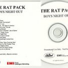 The Rat Pack - Boys Night Out -FULL PROMO- (CD 2004) 24HR POST