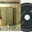 The River Phoenix - Ritual -FULL PROMO- (CD 2008) Slipcase / 24HR POST