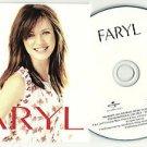 Faryl Smith - Faryl -FULL PROMO- (CD 2009) 24HR POST