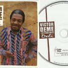 VICTOR DEME - DELI -FULL PROMO- CD 2010 SLIPCASE / 24HR POST