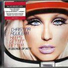 Christina Aguilera - Keeps Gettin' Better (A Decade of Hits CD 2008) 24HR POST