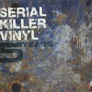 Serial Killer Vinyl 5 Years 2xCD NEW Neri - ROK - Tony Verdi - Farfa - Autodisco