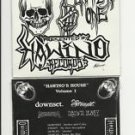 HAWINOS HOUSE - HAWINO RECORDS SAMPLER CD Downset - Strapt - Demean 24HR POST !!