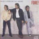 Huey Lewis - Fore (CD 1986) Chrysalis / 24HR POST