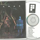 Planas - The Long Game -OFFICIAL ALBUM PROMO- CD 2012 / 24HR POST