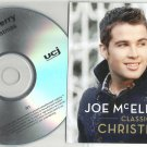 Joe McElderry - Classic Christmas -OFFICIAL ALBUM PROMO- (CD 2011) Numbered