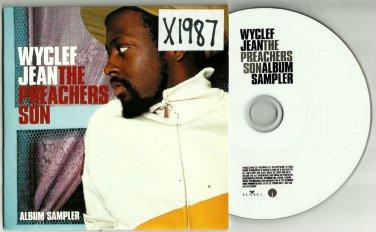 Wyclef Jean - The Preachers Son -6 TRACK SAMPLER- CD 2003 / 24HR POST