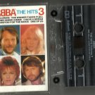 ABBA - The HITS 3  CASSETTE Hallmark DOLBY / 24HR POST