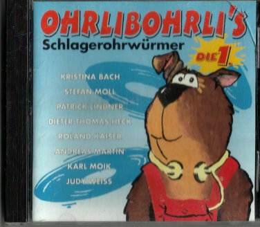 Ohrlibohrli's - Schlagerohrwurmer Die 1 CD 1994 Germany / 24HR POST