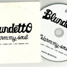 Blundetto - Warm My Soul -OFFICIAL FULL PROMO- (CD 2011) 24HR POST