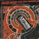 The Letters Organize - Death Rhythm Machine CD Nitro /24HR POST