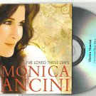 Monica Mancini - I've Loved These Days -OFFICIAL ALBUM PROMO- (CD 2010)