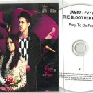 James Levy & The Blood Red Rose : Pray To Be Free -OFFICIAL ALBUM PROMO- CD 2012