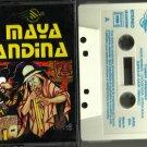 Maya Andina – Maya Ardiente  CASSETTE 1990  MAYA90A FRANCE / 24HR POST