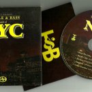 Trouble & Bass - Sounds Of NYC -FULL PROMO- CD 2011 /24HR POST