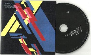 Athlete - Beyond the Neighbourhood -OFFICIAL ALBUM PROMO- (CD 2007) 24HR POST
