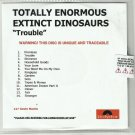 Totally Enormous Extinct Dinosaurs - Trouble -OFFICIAL FULL PROMO- (CD 2012) nOd