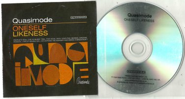 Quasimode - Oneself Likeness -OFFICIAL ALBUM PROMO- (CD 2007) 24HR POST