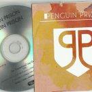 Penguin Prison -OFFICIAL FULL PROMO- (CD 2011) Numbered 24HR POST