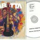 Sabatta - Sabatta -OFFICIAL ALBUM PROMO- CD 2011 / 24HR POST