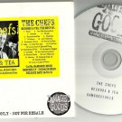 The Chefs - Records & Tea (The Best of ) -RARE FULL PROMO- CD 2012 / 24HR POST