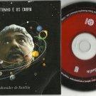 Sabotador De Satelite - Totonho E Os Cabra [CD 2005] Rare Slipase Import