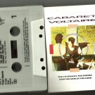 CABARET VOLTAIRE -  The Covenant Sword And Arm Of The Lord  Cassette 1985 TCV3