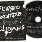 Don Diablo & Example - Hooligans -OFFICIAL PROMO- CD Slipcase 8 Tracks