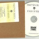 Taken by Trees - East of Eden -OFFICIAL ALBUM PROMO- (CD 2009) Rough Trade