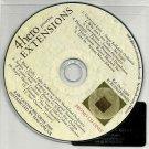 4hero - Extensions -OFFICIAL ALBUM PROMO- (CD 2009) Sonar Kollektiv -Nu Tropic