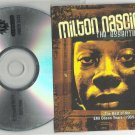 Milton Nascimento : The Essential Collection -OFFICIAL FULL PROMO- CD 2005