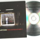 The Chapman Family : Burn Your Town -OFFICIAL ALBUM PROMO- (CD 2011) Numbered