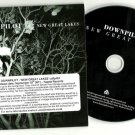 Downpilot - New Great Lakes -OFFICIAL ALBUM PROMO- CD 2011  /24HR POST