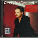 Simply Red - Greatest Hits  CD 1996 eastwest  / 24HR POST