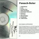 Fenech-Soler - Fenech-Soler  -OFFICIAL NUMBERED PROMO- (CD 2010)  24HRPOST