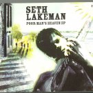 Seth Lakeman - Poor Man's Heaven [EP] (CD 2007) Digipak  RELENTLESS  /24HR POST