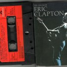 Eric Clapton - The Cream of  CASSETTE 1987 Polydor ECTVC1  / 2HR POST