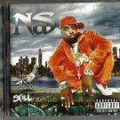 Nas : Stillmatic CD 2001 PA Ill Will Bonus Track/ 24HR POST