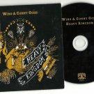 Wino and Conny Ochs : Heavy Kingdom -OFFICIAL ALBUM PROMO- (CD 2012)  24HR POST