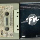 Various - FM (Original Soundtrack  CASSETTE 1978) MCA  Steely Dan -Steve Miller