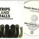 Trips And Falls - People Have To Be Told -OFFICIAL FULL PROMO- CD 2011 24HR POST