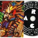 Ras G - Back On The Planet  -RARE OFFICIAL FULL PROMO- CD 2013  / 24HR POST