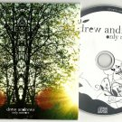 Drew Andrews - Only Mirrors -OFFICIAL ALBUM PROMO- CD 2010  /24HR POST