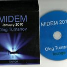 Oleg Tumanov - Lounge  Midem January 2010  CD / 24HR POST