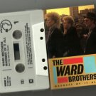 The Ward Brothers - Madness Of It All  CASSETTE 1986 SIREN  /24HR POST