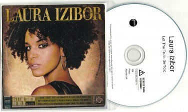 Laura Izibor : Let the Truth Be Told  -OFFICIAL ALBUM PROMO- (CD 2009) NUMBERED